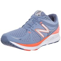 New Balance Womens W430LT1 Fabric Low Top Lace Up Running Sneaker