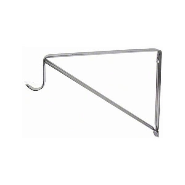 Knape And Vogt Rp0045 Closet Rod Shelf Support Bracket For 1 8 Diameter Rods Chrome N A Free Shipping On Orders Over 45