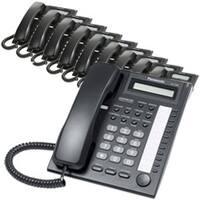 Panasonic KX-T7730BX (10 pack) Speakerphone Telephone with LCD