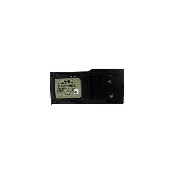 Replacement Battery for Motorola HNN8148A / BP8148 (Single Pack) Replacement Battery for Motorola HNN8148A