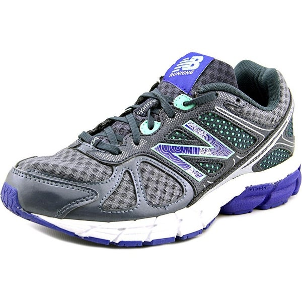 New Balance W670 D Round Toe Synthetic Sneakers