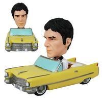 Scarface Wacky Wobbler Bobble Car White Suit Version - multi