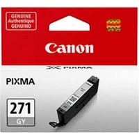 Canon Wide Format 0394C001 CLI-271 Ink, Gray