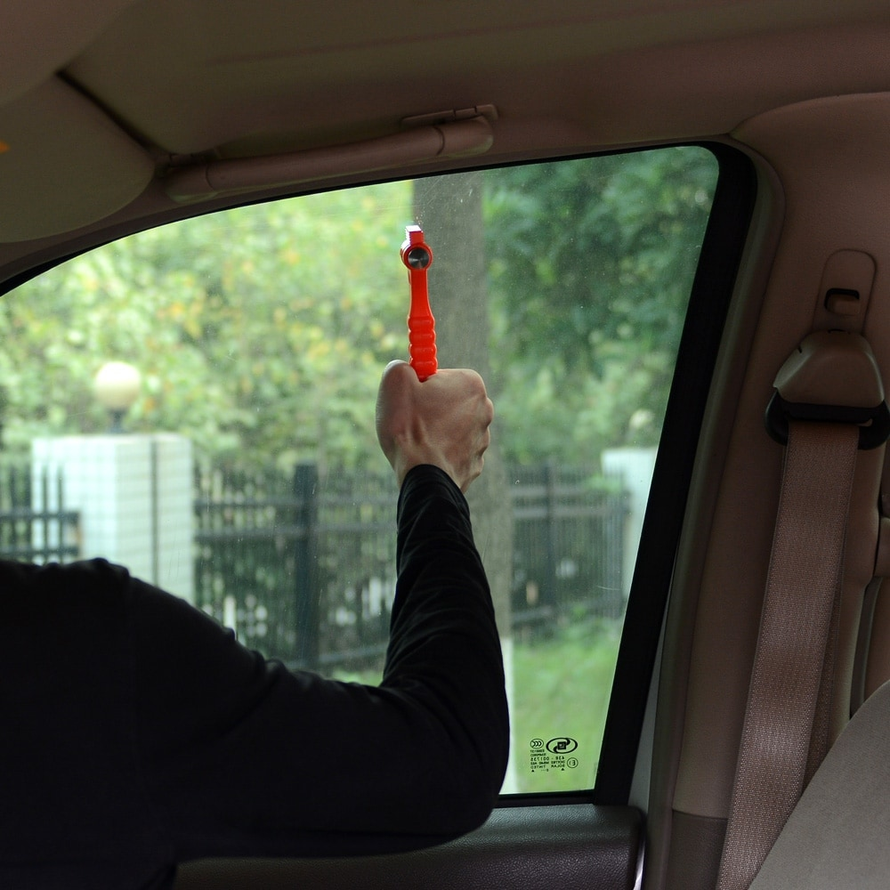 Zone Tech 2x Life Saving Breaker Seat Escape Rescue Emergency Hammer Cutter Tool