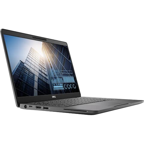 "Dell Latitude 5300 Intel Core i5-8365U X4 4.1GHz 8GB 256GB SSD 13.3"" Win10,Black(Scratch and Dent)"