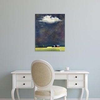Easy Art Prints Steve Romm's 'Four Corners' Premium Canvas Art