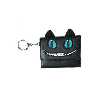 Cheshire Cat Mini Trifold Wallet