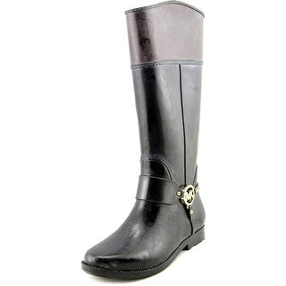 Michael Michael Kors Fulton Harness Tall Rainboot Rain Boot