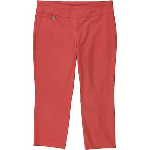 Alfani Womens Pull On Casual Trouser Pants