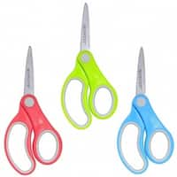 Westcott Soft Handle 5In Classpack Kids Scissors Pointed