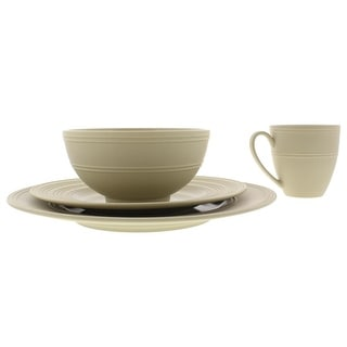 Kate Spade Fair Harbor Place Setting Stoneware 4 Pc