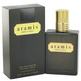 Aramis Impeccable by Aramis Eau De Toilette Spray 3.7 oz - Men