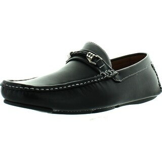 Reverse Mens F41061 European Style Casual Loafers With Chain