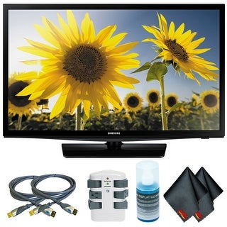 Samsung H4000 Series 28 inch Class LED TV w/ Accessories