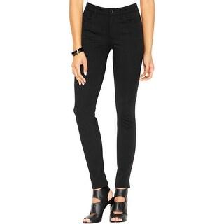 Rachel Rachel Roy Womens Skinny Pants Ponte Mid-Rise
