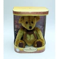 Russ Berrie Thomas Kinkade Collector Nanette Bear - 2.0 in. x 1.0 in. x 1.0 in.