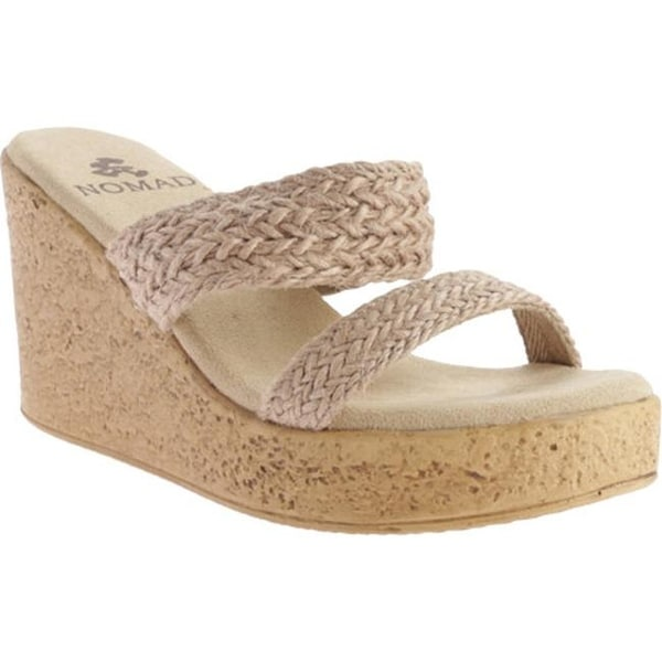 c1fa1aaa7d6 Shop Nomad Women s Newport Sandal Taupe - Free Shipping On Orders ...