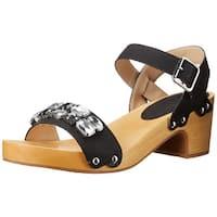 Mojo Moxy Womens Strawberry Open Toe Casual Platform Sandals