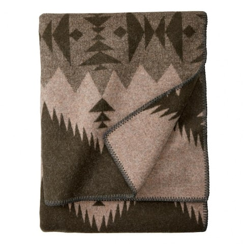 Pendleton Sonora Fringed Jacquard Throw