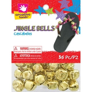 Jingle Bells 20Mm 35/Pkg-