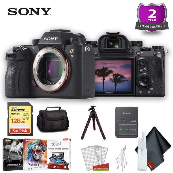 Sony Alpha a9 Mirrorless Digital Camera (Body Only) (Intl Model) Base. Opens flyout.