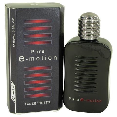 La Rive Pure emotion by La Rive Eau De Toilette Spray 3.3 oz