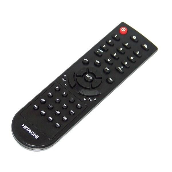 NEW OEM Hitachi Remote Control Specifically For LE32A509, LE32E6R9, LE40A509