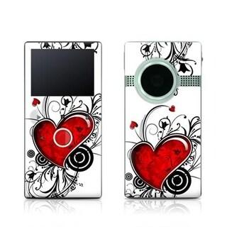 DecalGirl FLM7-MYHEART Flip MinoHD 720 Skin - My Heart
