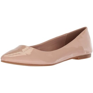 BCBGeneration Womens Millie Closed Toe Slide Flats