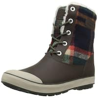 Keen Womens Elsa Closed Toe Mid-Calf Cold Weather Boots - 5.5