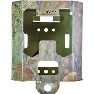 Spypoint sb200 spypoint trail cam steel camo security box for 42led cameras