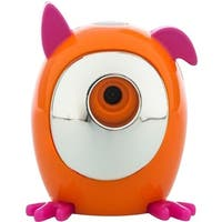 """WowWee 1402 WowWee Snap Pets Dog, Peach/Pink - Snap Pet Dog - Snap pictures- Hands-free - APP for Direct Share - Take Pictures"