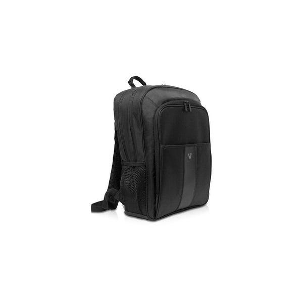 """V7 CBP22-9N V7 Professional 2 Carrying Case (Backpack) for 17.3"" Notebook - Weather Resistant, Moisture Resistant Handle -"