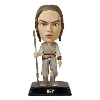 "Star Wars The Force Awakens Wacky Wobbler 7"" Bobble Head Rey - multi"