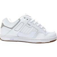 b0db1fc622 Shop DVS Men s Revival 2 Skate Shoe White Leather - Free Shipping On ...