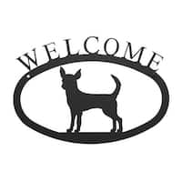 Chihuah - Welcome Sign Small