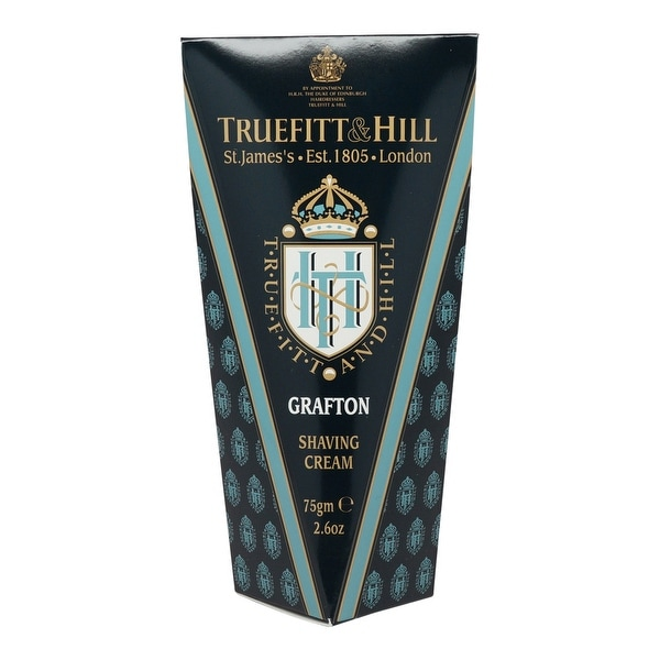 Truefitt & Hill Grafton Shaving Cream Tube by Truefitt & Hill