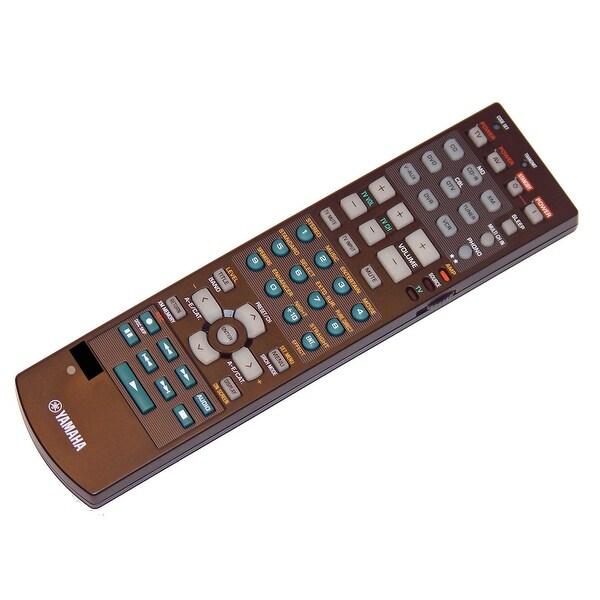 OEM Yamaha Remote Control Originally Shipped With: RXV659, RX-V659, RXV659BL, RX-V659BL