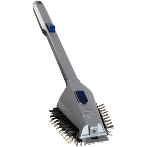 Grill Dozer Steam Cleaning Grill Brush Grill Dozer Steam Cleaning Grill Brush
