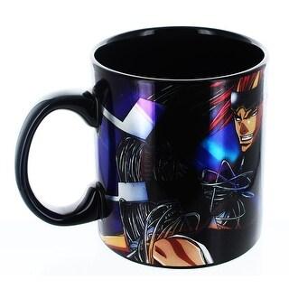 Bleach Foil Print Coffee Mug - Multi