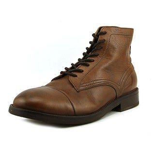 Hudson London Palmer Wingtip Toe Leather Boot