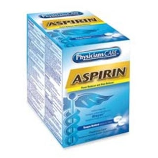 Acme United Corporation ACM90014 Physicians Care Brand Aspirin- 2-PK
