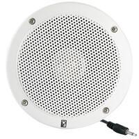 """Poly-Planar 5"""" VHF Extension Speaker (Single) - Flush Mount - White"""
