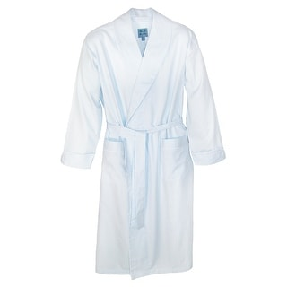 Majestic International Men's Cotton Birdseye Robe