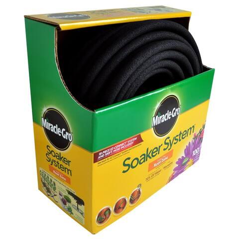 Miracle Gro MGSPAK38100CC Soaker Hose Kit
