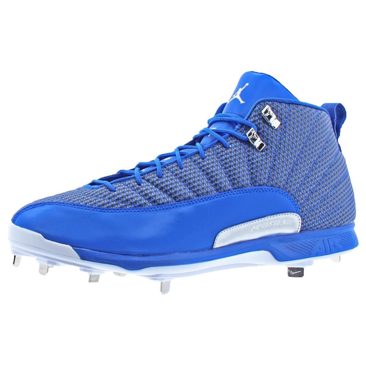 8e7a4fb78ce0b7 Blue Jordan Men s Shoes