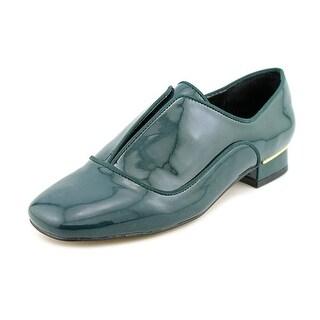 Kelsi Dagger Sima Women Square Toe Synthetic Loafer