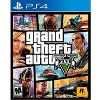 Take-Two 47525 Grand Theft Auto V - Playstation 4
