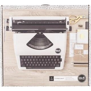 White - We R Typecast Typewriter