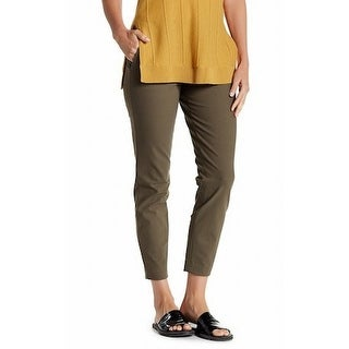 Theory NEW Olive Green Women's Size 00X27 Solid Thaniel Dress Pants|https://ak1.ostkcdn.com/images/products/is/images/direct/8147e2e062060393ce6e1bff1644b664fe8063f2/Theory-NEW-Olive-Green-Women%27s-Size-00X27-Solid-Thaniel-Dress-Pants.jpg?_ostk_perf_=percv&impolicy=medium